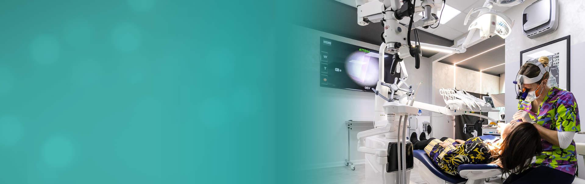 Dentista tecnologie avanzate Ivrea